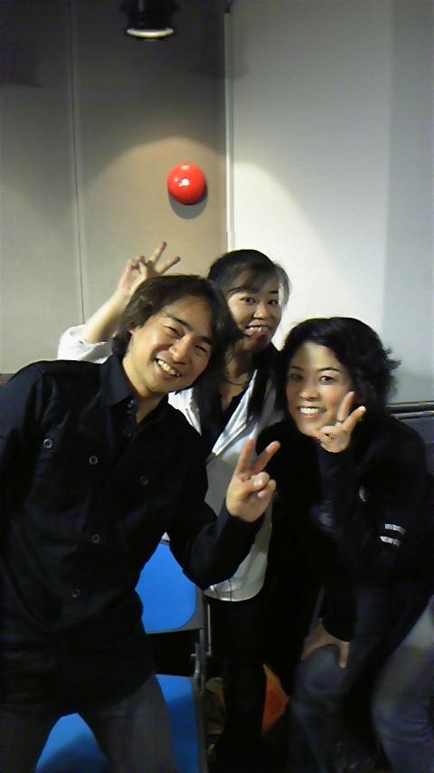 AOLメンバーの勝守さん!!